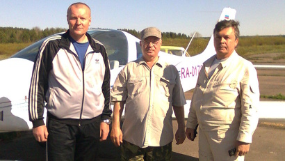 Летчики-наблюдатели  Верхнетоемской авиагруппы  успешно провели десантирование 14 групп  парашютистов на  действующие пожары