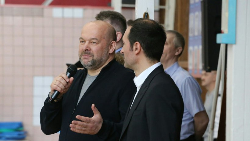 Фото пресс-службы агентства по спорту Архангельской области
