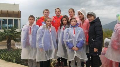 На Всероссийском фестивале ГТО ребята из Архангельской области завоевали три медали