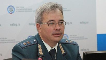 Руководитель УФНС России по Архангельской области и НАО Сергей Родионов