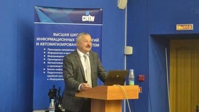 Лекция Николая Родичева прошла в рамках работы открытого клуба-лектория «Регион 29 – вектор развития»