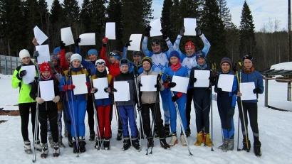 В Международный день спорта в Поморье прошел флешмоб «Белые карты»