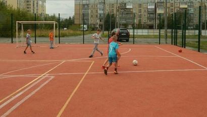 С 2014 года в городах и районах Поморья появилось более 170 новых спортплощадок