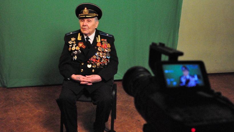 В картину о Соловецкой школе юнг будут включены и воспоминания Гурия Николаевича Волыхина из Вельска