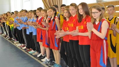 В школьном отборочном туре «Президентских спортивных игр» участвовали 15,5 тысячи юных северян
