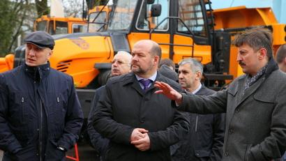 Игорь Орлов: «Малому лесному бизнесу нужна недорогая техника небольших размеров»