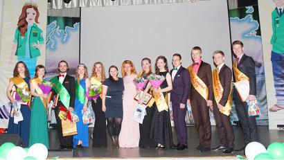 Шесть прекрасных девушек и шесть ярких юношей – участники финала конкурса