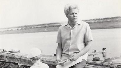 Уроженец Холмогор Николай Жернаков написал более 30 книг, главными героями которых были его земляки