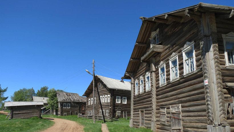Фото туристического портала Архангельской области
