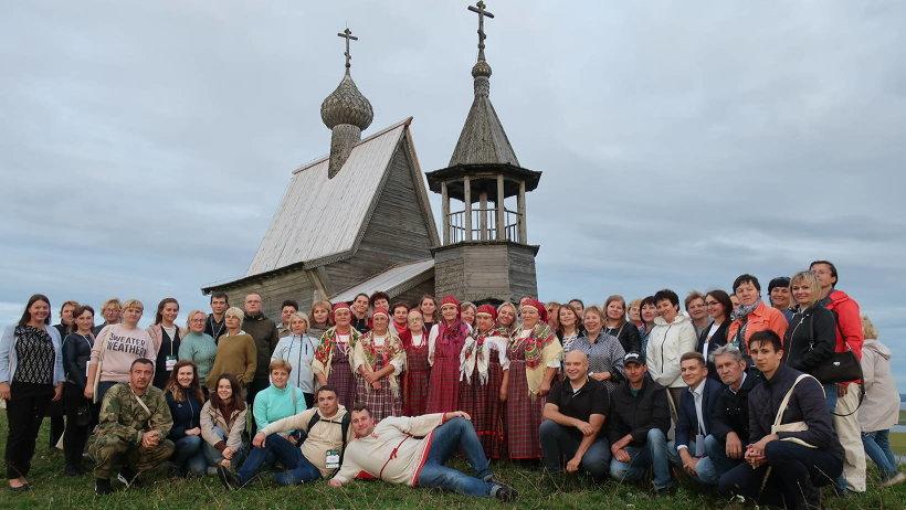 В Кенозерье – девятый фестиваль «ТОСы Поморья»