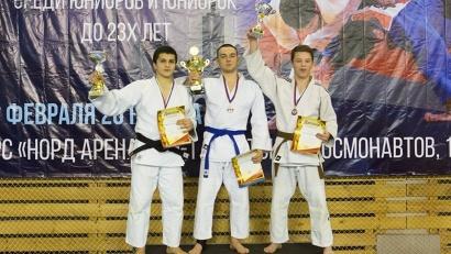Архангельские дзюдоисты выиграли «домашнее» первенство Северо-Запада России