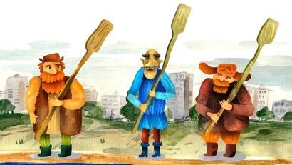 Поморы прославились в Томске мультфильмами об управлении личными финансами и капитальном ремонте