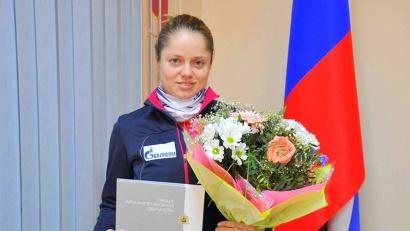 Онежанка Екатерина Зубова - в числе 12 сильнейших биатлонисток России