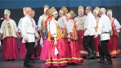 В «Маргаритинских смотринах» принимают участие более сорока коллективов из разных уголков Поморья
