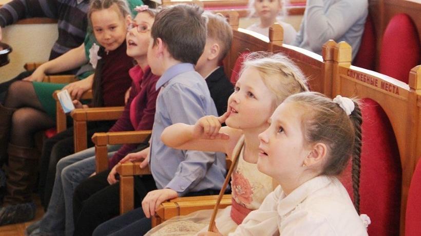 Более 400 классов из разных школ Архангельска и Новодвинска активно участвовали в проекте