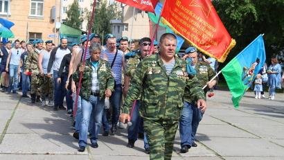 «Крылатая пехота» Архангельска