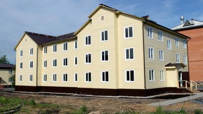 Новостройка на Седова, 7 готова принимать жильцов. Фото Маргариты Фёдоровой