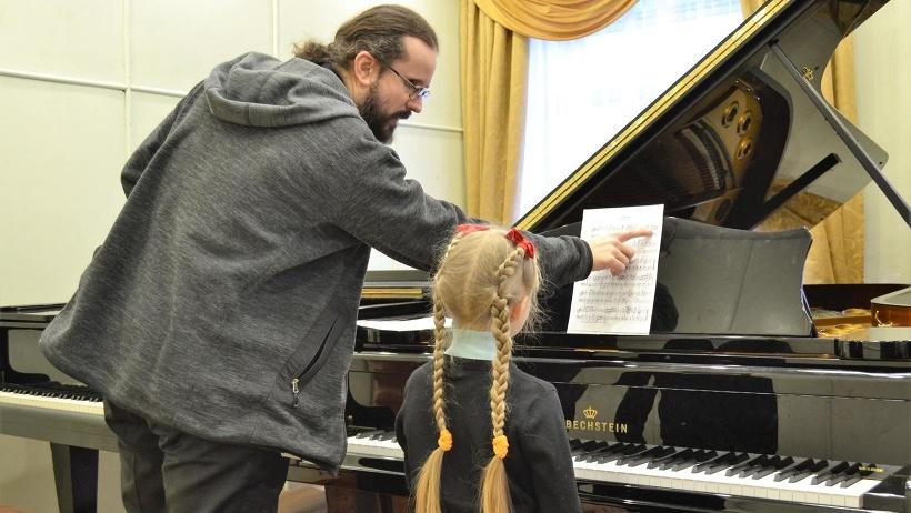 Участники курсов посетили концерт «Учитель и ученик»