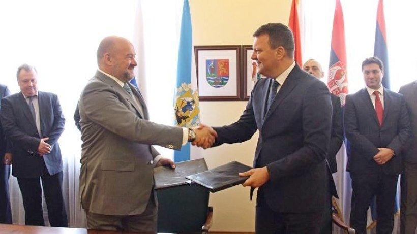 Поморье и Воеводина выстраивают отношения на межрегиональном уровне