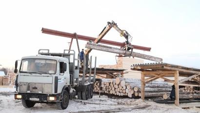 В Североонежске появится  современное производство по глубокой переработке древесины и выпуску пеллет