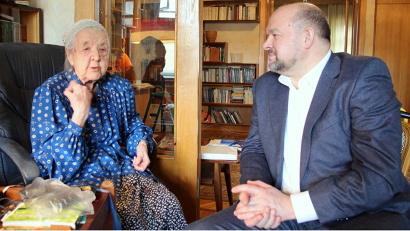 Людмила Крутикова-Абрамова и Игорь Орлов говорили о сохранении культурного и духовного наследия Севера