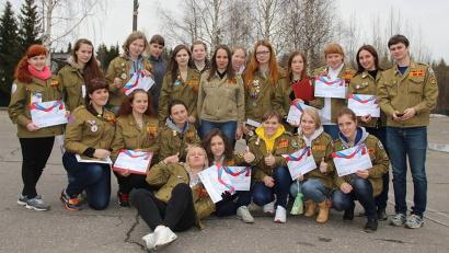 Школа подготовки руководителей штабов студенческих отрядов СЗФО проходит в Архангельске с 2011 года