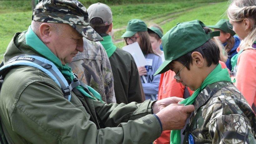 На Ассамблею школьных лесничеств Северо-Запада России собрались ребята из Карелии, Архангельской и Вологодской областей.