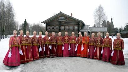 Северный хор будет представлять Россию и Архангельскую область на фестивале «Русские сезоны»й хор