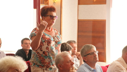 По мнению депутата Вельского района Галины Лобановой, только назначение глав позволит привести в регион команду профессиональных управленцев