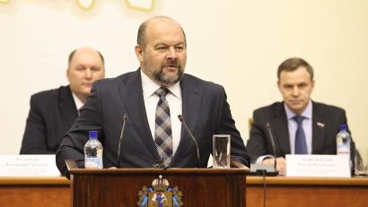 Игорь Орлов: «Муниципалитеты должны взять на себя обязательства по росту собственной налоговой базы и привлечению инвестиций»