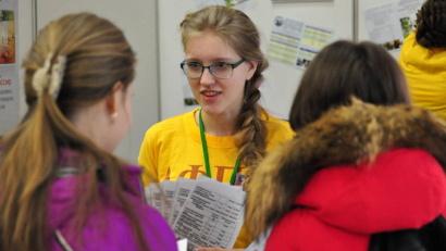 О своей работе юным северянам готовы рассказать представители 12 институтов и университетов, 17 колледжей и техникумов