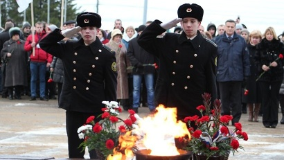 «Вахта памяти» объединила более 200 поисковиков со всей России
