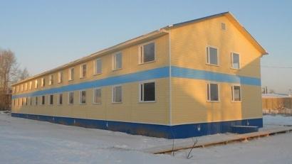 Новостройка в поселке Шалакуша - результат реализации областной программы по расселению аварийного жилья. Фото газеты «Авангард»