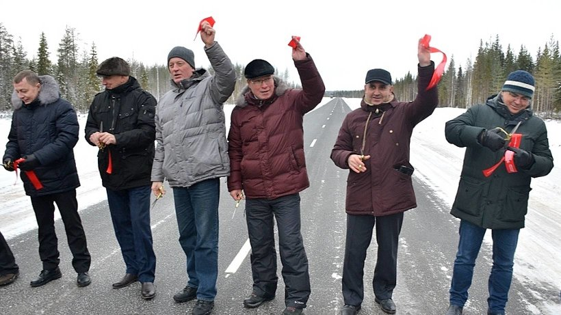 Новая трасса сделает максимально комфортным автомобильное сообщение между областным центром и Плесецким районом