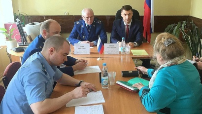 Приёмы предпринимателей в течение года будут проведены и в других муниципальных образованиях Архангельской области