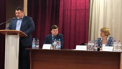 Вопросы оказания первичной медицинской помощи обсуждали эксперты в Ильинской ЦРБ