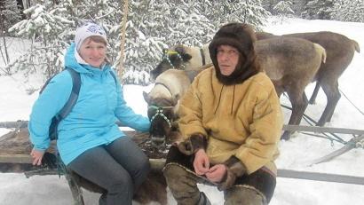 Кто хочет побывать на стойбище оленей и узнать, как живут кочевники сегодня?