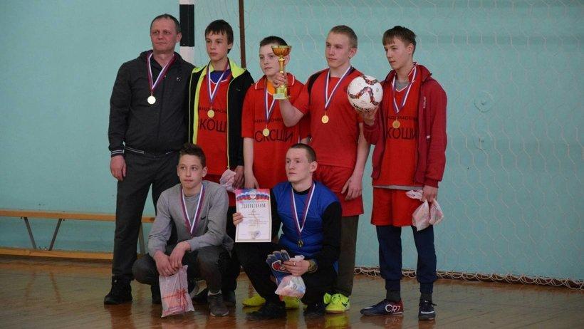 Обладатель Кубка Поморья по мини-футболу – Няндомская коррекционная школа