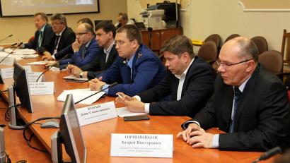 Заседание прошло в правительстве региона