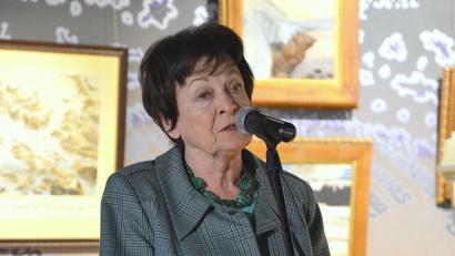 Директор Государственного музейного объединения «Художественная культура Русского Севера» Мая Миткевич