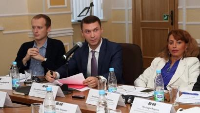 Николай Евменов: «Уверен, что именно институт уполномоченных по правам предпринимателей станет движущей силой в борьбе с коррупцией»