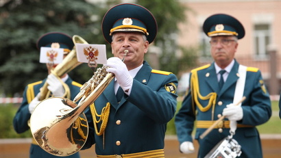 Четвертый год День ВМФ пройдет под музыку духовых оркестров