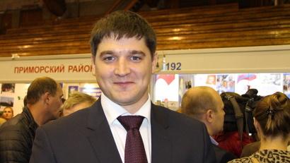 Замминистра экономического развития Приднестровской  Республики Дмитрий Болтрушко: «Ярмарка позволяет заложить крепкий фундамент для сотрудничества»