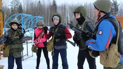 Военно-спортивная эстафета проводится в регионе уже девять лет и включает в себя семь различных этапов