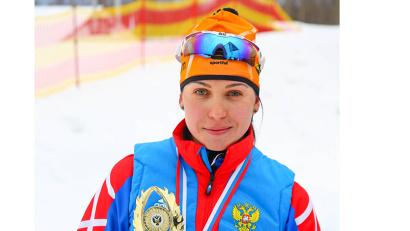Первый стартовый номер стал счастливым для Полины Ковалёвой