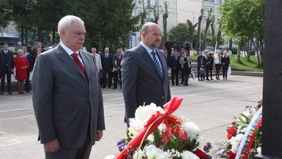 Памятная дата объединила Санкт-Петербург, Архангельскую и Мурманскую области
