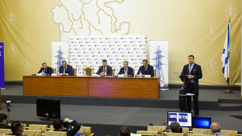 Фото пресс-службы филиала ПАО «МРСК Северо-Запада» «Архэнерго»