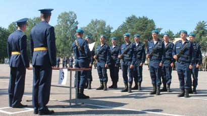 В слёте «Внуки Маргелова» приняли участие более 100 ребят в возрасте 17-18 лет со всех уголков страны.