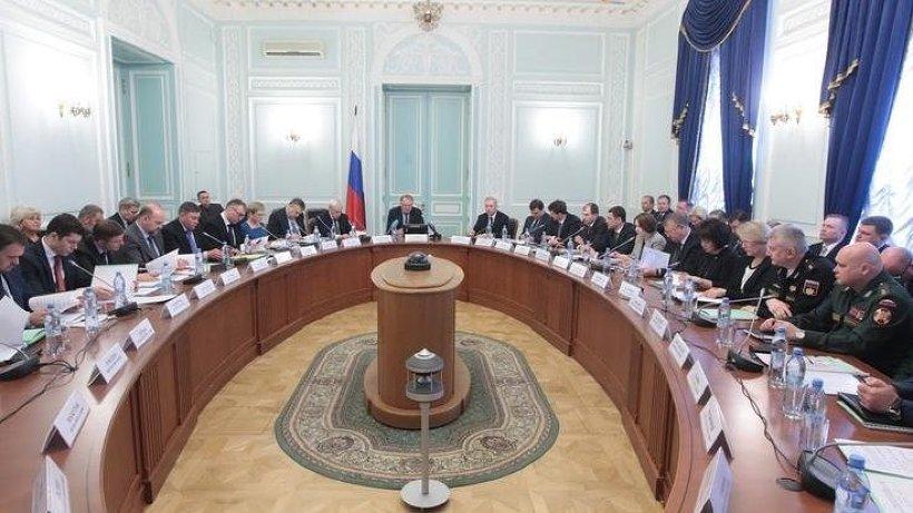 Главы регионов и представители федерального Правительства обсудили дополнительные меры повышения эффективности борьбы с «теневой» экономикой