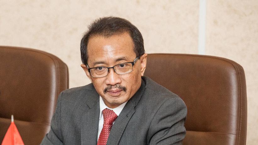 Чрезвычайный и Полномочный Посол Республики Индонезия Мохамад Вахид Суприяди подтвердил растущий взаимный интерес двух стран